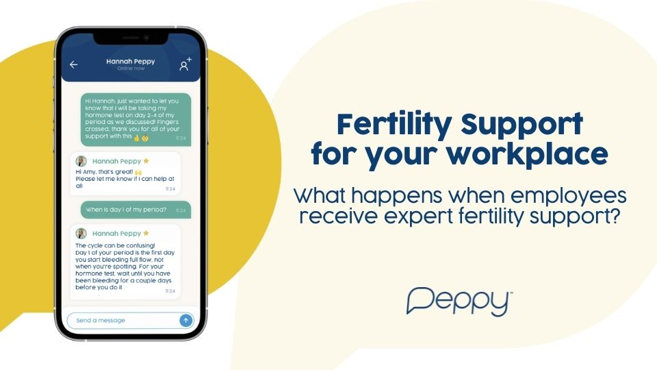 The future of workplace fertility support