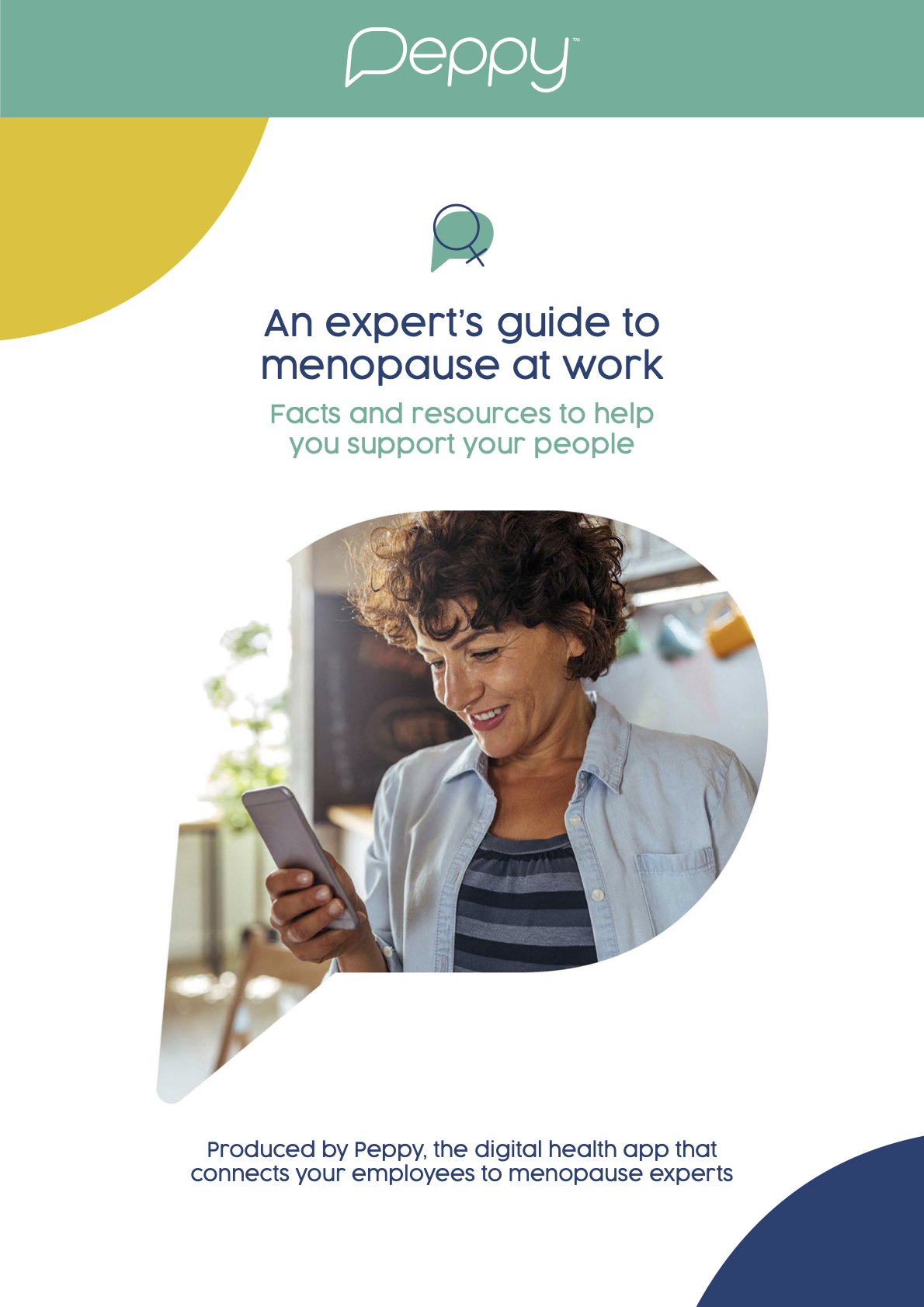 An expert's guide to menopause at work